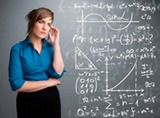 21150548-beautiful-young-school-girl-thinking-about-complex-mathematical-signs